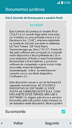 LG K10 - Primeiros passos - Como ativar seu aparelho - Etapa 14