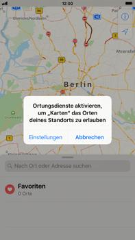 Apple iPhone 6s Plus - iOS 11 - Indoor-Karten (Einkaufszentren/Flughäfen) - 3 / 12