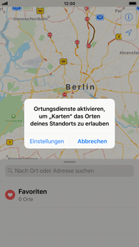Apple iPhone 7 Plus - iOS 11 - Indoor-Karten (Einkaufszentren/Flughäfen) - 3 / 12