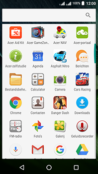 Acer Liquid Zest 4G Plus DualSim - SMS - Handmatig instellen - Stap 3