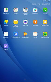 Samsung Galaxy Tab A 10-1 - WLAN - Manuelle Konfiguration - Schritt 3