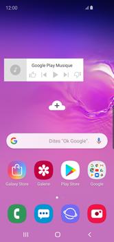 Samsung Galaxy S10e - Applications - Personnaliser l