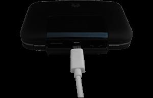Huawei E5770 - Modem - Einrichten des Geräts - Schritt 2