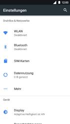 Nokia 3 - Netzwerk - Manuelle Netzwerkwahl - Schritt 4