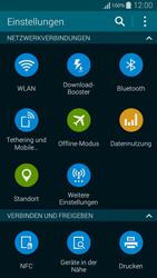 Samsung G850F Galaxy Alpha - Netzwerk - Manuelle Netzwerkwahl - Schritt 4