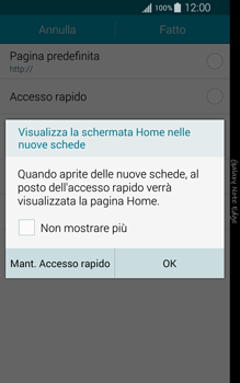 Samsung Galaxy Note Edge - Internet e roaming dati - Configurazione manuale - Fase 25