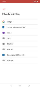 OnePlus 6T - Android Pie - E-Mail - Konto einrichten (outlook) - Schritt 7