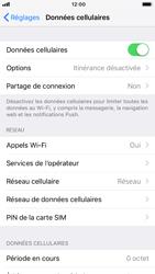Apple iPhone 8 - iOS 12 - Réseau - Activer 4G/LTE - Étape 4
