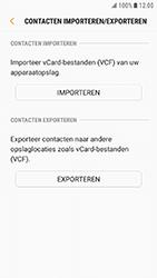 Samsung Galaxy Xcover 4 (SM-G390F) - Contacten en data - Contacten kopiëren van toestel naar SIM - Stap 12
