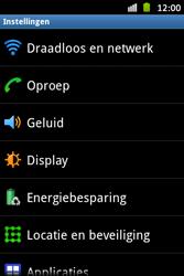 Samsung S6500D Galaxy Mini 2 - wifi - handmatig instellen - stap 4
