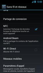 Acer Liquid Glow E330 - MMS - Configuration manuelle - Étape 5