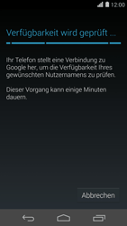 Huawei Ascend P7 - Apps - Konto anlegen und einrichten - 9 / 21