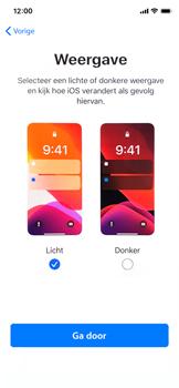 Apple iphone-x-met-ios-13-model-a1901 - Instellingen aanpassen - Nieuw toestel instellen - Stap 36