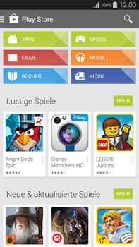 Samsung Galaxy Note 4 - Apps - Einrichten des App Stores - Schritt 21