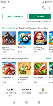 Sony Xperia XZ2 - Android Pie - Apps - Herunterladen - Schritt 17