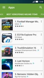 Huawei Y5 - Applicaties - Downloaden - Stap 9