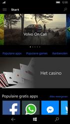 Microsoft Lumia 950 - Applicaties - Account aanmaken - Stap 18