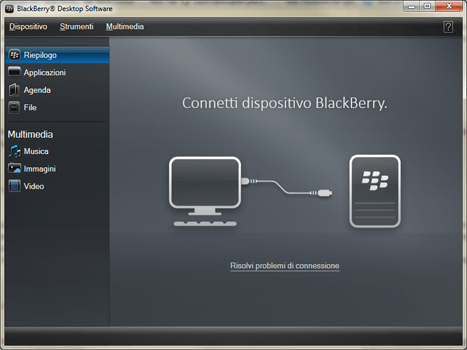 BlackBerry Q10 - Software - Installazione del software di sincronizzazione PC - Fase 13