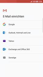 Samsung Galaxy S6 Edge (G925F) - Android Nougat - E-Mail - Konto einrichten (gmail) - Schritt 8
