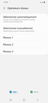 Samsung Galaxy A20e - Réseau - utilisation à l'étranger - Étape 14