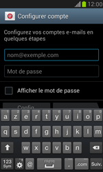 Samsung Galaxy S III Mini - E-mail - 032c. Email wizard - Outlook - Étape 5