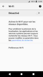Sony Xperia XZ1 Compact - WiFi - Configuration du WiFi - Étape 6
