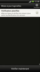 HTC One S - Logiciels - Installation de mises à jour - Étape 8