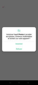 Oppo A15 - Photos, vidéos, musique - Prendre une photo - Étape 17