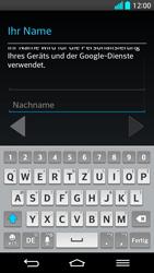 LG G2 - Apps - Konto anlegen und einrichten - 2 / 2