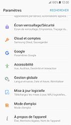 Samsung Galaxy A5 (2017) (A520) - Sécuriser votre mobile - Personnaliser le code PIN de votre carte SIM - Étape 4