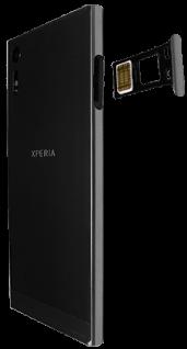 Sony Xperia XZ - SIM-Karte - Einlegen - 4 / 8