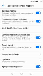 Huawei P10 - Internet et roaming de données - Désactivation du roaming de données - Étape 5