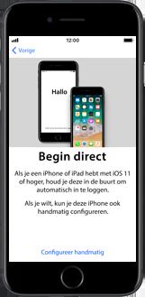 Apple iPhone 8 Plus (Model A1897) - Instellingen aanpassen - Activeer het toestel en herstel jouw iCloud-data - Stap 9