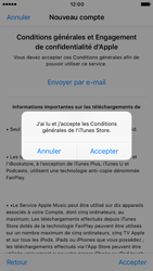 Apple iPhone 6 iOS 10 - Applications - Configuration de votre store d