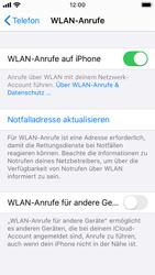 Apple iPhone SE - iOS 13 - WiFi - WiFi Calling aktivieren - Schritt 8