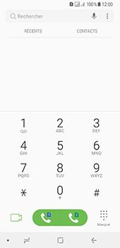 Samsung Galaxy A8 (2018) - Messagerie vocale - Configuration manuelle - Étape 4