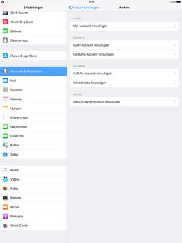 Apple ipad-pro-12-9-inch-mit-ios-11 - E-Mail - Konto einrichten - Schritt 6