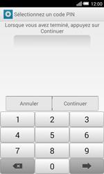 Alcatel OT-5050X Pop S3 - Sécuriser votre mobile - Activer le code de verrouillage - Étape 8