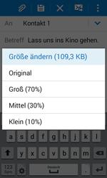 Samsung Galaxy J1 - E-Mail - E-Mail versenden - 17 / 20