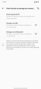 OnePlus 7T Pro - Internet et connexion - Utiliser le mode modem par USB - Étape 7