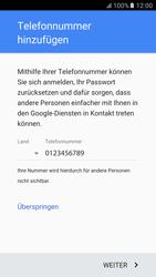 Samsung Galaxy S6 - Apps - Konto anlegen und einrichten - 14 / 21
