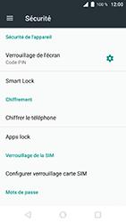 Wiko WIM Lite - Sécuriser votre mobile - Activer le code de verrouillage - Étape 12