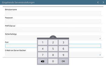Samsung T535 Galaxy Tab 4 10.1 - E-Mail - Manuelle Konfiguration - Schritt 10