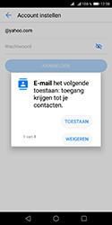 Huawei Y5 (2018) - E-mail - e-mail instellen (yahoo) - Stap 6