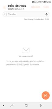 Samsung Galaxy J6 - E-mails - Envoyer un e-mail - Étape 5