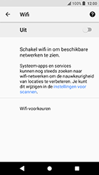 Sony Xperia X Compact (F5321) - Android Oreo - Wi-Fi - Verbinding maken met Wi-Fi - Stap 6