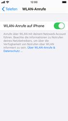 Apple iPhone SE - iOS 14 - WiFi - WiFi Calling aktivieren - Schritt 8