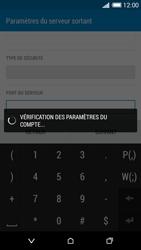 HTC Desire 816 - E-mails - Ajouter ou modifier un compte e-mail - Étape 17