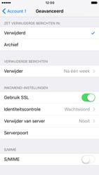 Apple iPhone 6s iOS 10 - E-mail - Account instellen (POP3 met SMTP-verificatie) - Stap 24