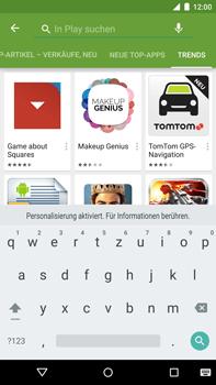 Motorola Google Nexus 6 - Apps - Herunterladen - Schritt 14